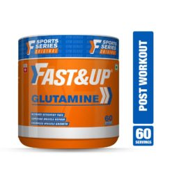 Fast&Up Glutamine Supplement