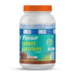 Fast&Up Plant Protein - Plant based Vegan
