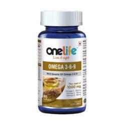 Onelife Vegan Omega 3-6-9