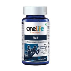 Onelife ZMA : Supports Nighttime Recovery & Sports Recovery Supplement