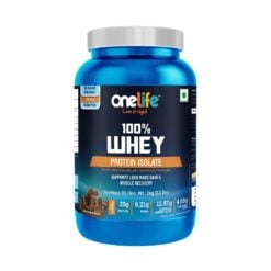 Onelife 100% Whey Protein Isolate