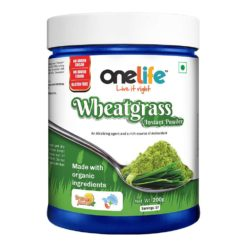 Onelife Organic Wheat Grass Instant Powder