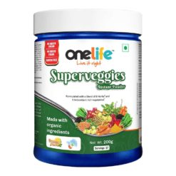 Onelife Organic Super Veggies Instant Powder