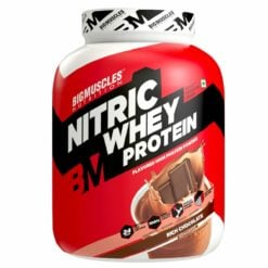 Bigmuscles Nutrition Nitric Whey Protein