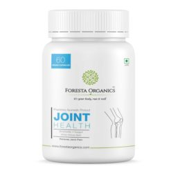 Foresta Organics Joint Health with Boswellia, White Willow Bark & Guggul