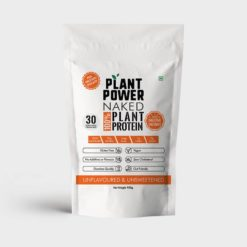 Plant Power 100% Plant-based Pea Protein Isolate