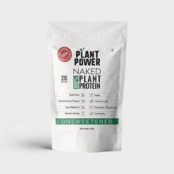 Plant Power 100% Naked Plant Protein Isolate