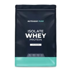 Nutrabay Pure Series Whey Protein Isolate