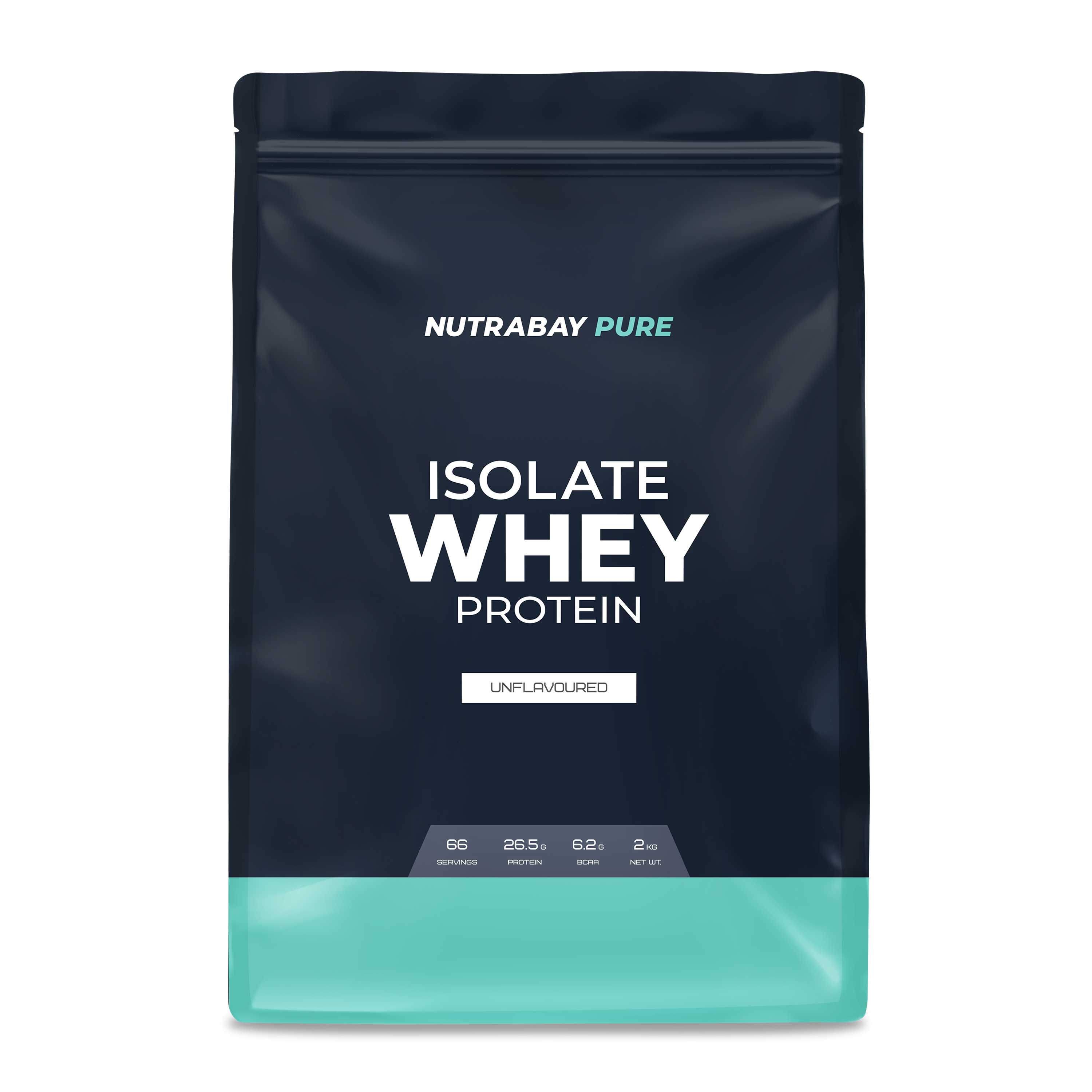 Nutrabay Pure Whey Protein Isolate