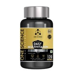 One Science Nutrition (OSN) Daily Multivitamin [23+ Vitamins and Minerals] with Vitamin D and Iron
