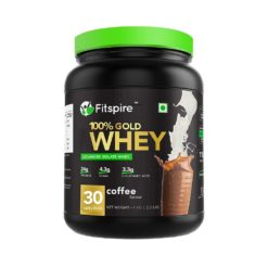 Fitspire 100% Whey Gold Protein Powder