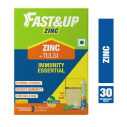 Fast & Up Zinc with Tulsi Extract