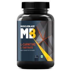 MuscleBlaze L-Carnitine Tarate