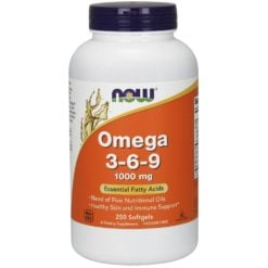Now Foods Omega 3-6-9 1000mg
