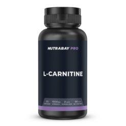Nutrabay Pro L-Carnitine 1000mg