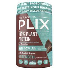 Plix The Plant Fix Strength Vegan Post Workout Plant Protein