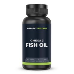 Nutrabay Wellness Fish Oil Omega 3  -1000mg