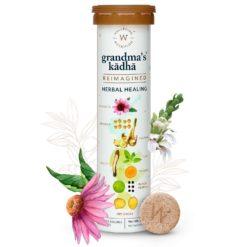 Wellbeing Nutrition Grandma's Kadha (15 tabs per tube)
