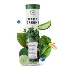Wellbeing Nutrition Daily Greens (15 tabs per tube)