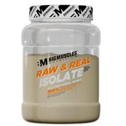 Bigmuscles Nutrition Raw & Real Isolate