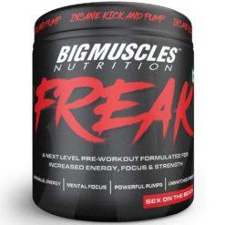 Bigmuscles Nutrition Freak