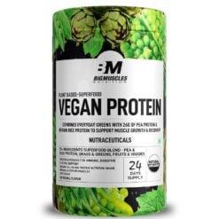 Bigmuscles Nutrition Vegan Protein