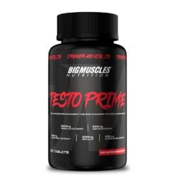 Bigmuscles Nutrition Testo Prime Testosterone Booster Supplement