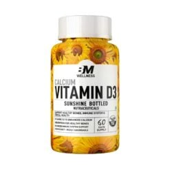 Bigmuscles Nutrition Calcium Vitamin D3 (600mg)