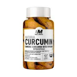 Bigmuscles Nutrition Natural Curcumin Turmeric with Piperine (1000mg)