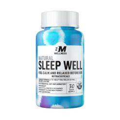Bigmuscles Nutrition Sleep Well Tablets (800mg )