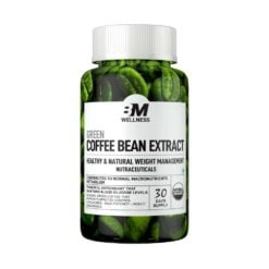 Bigmuscles Nutrition Green Coffee Bean Extract (1000mg)