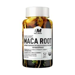 Bigmuscles Nutrition Organic Maca Root ( 800mg)