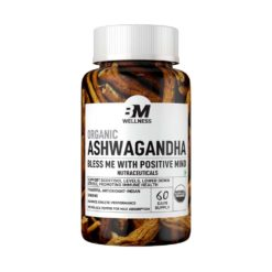 Bigmuscles Nutrition Ashwagandha Organic(800 mg)
