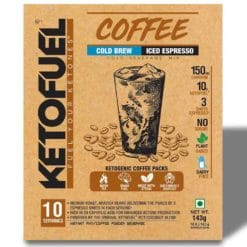 Ketofuel Coffee Cold Brew