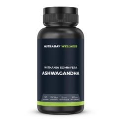 Nutrabay Wellness Ashwagandha Extract (Withania Somnifera) 1000mg