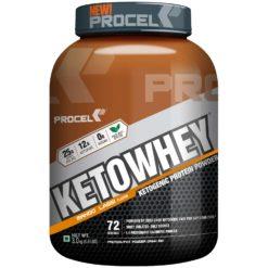 Procel Keto Whey Ketogenic Protein Powder with Ketofuel