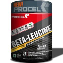Procel Beta-Leucine Keto BCAA with 4X Leucine