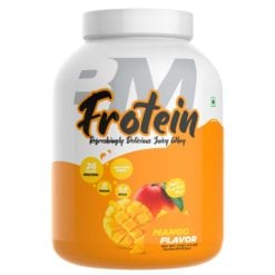 Bigmuscles Nutrition Frotein 26g Refreshing Hydrolysed Whey Protein Isolate