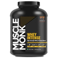 Muscle Monk Highly Advanced Intense Whey Protein