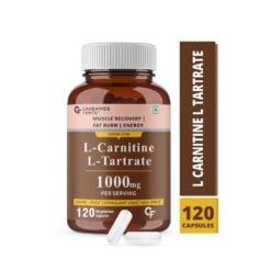 Carbamide Forte L Carnitine Supplement 1000mg