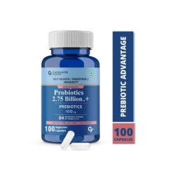 Carbamide Forte Probiotics Supplement 2.75 Billion for Women & Men