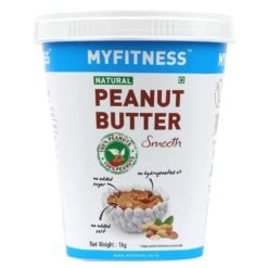 MyFitness Natural Peanut Butter Smooth