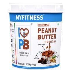 MyFitness Chocolate Peanut Butter Crunchy