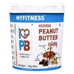 MyFitness Chocolate Peanut Butter Crispy