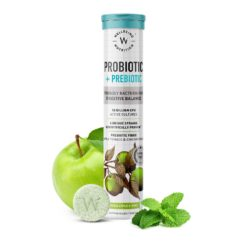 Wellbeing Nutrition Daily Probiotic + Prebiotic Plant Based (21 Tabs per Tube)