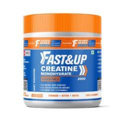 Fast&Up Creatine Monohydrate