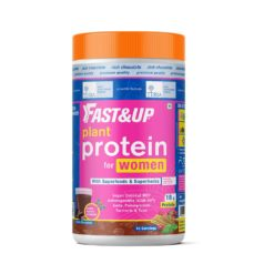 Fast&Up Plant Protein and Superfood for Women