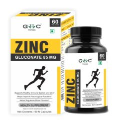 GHC Herbals Zinc Gluconate