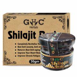 GHC Herbals Pure Shilajit Resin