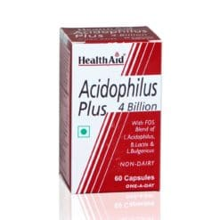 HealthAid Acidophilus Plus (4 Billion)